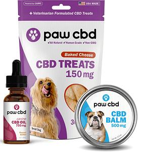 cbdMD Pet products