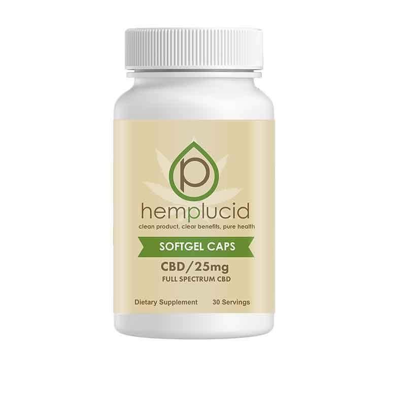 Hemplucid Gel Capsules